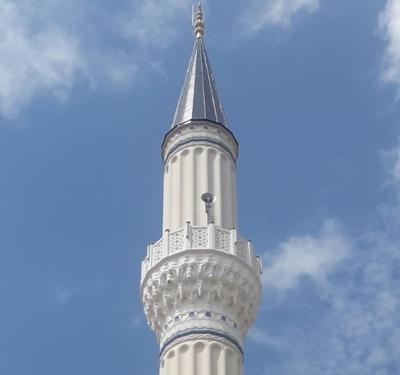 Arslan Ayvacı Cami Mukarnas