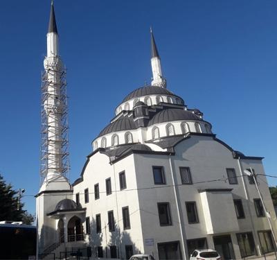 Cumhuriyetköy Merkez Camii