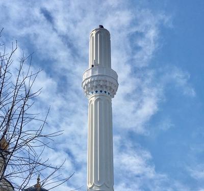 Fiber veya Çelik Minare Yapımı