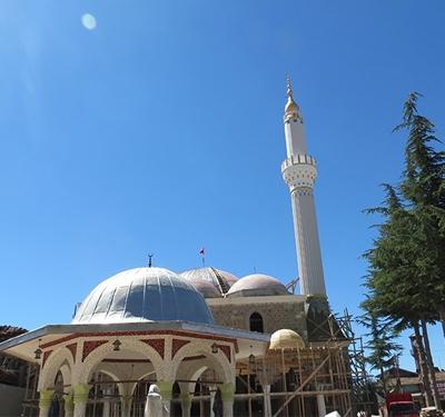 Gümüşhacıköy Cami