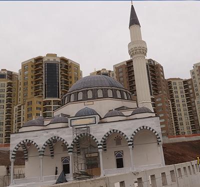 Kiptaş Niş Adalar Cami