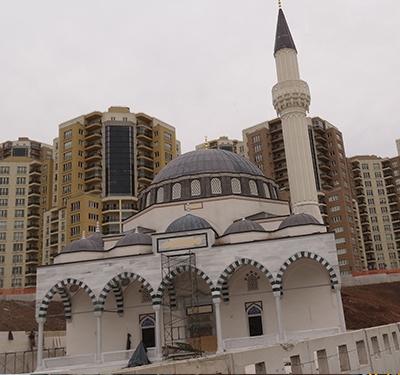 Zümrütevler Kiptaş Cami